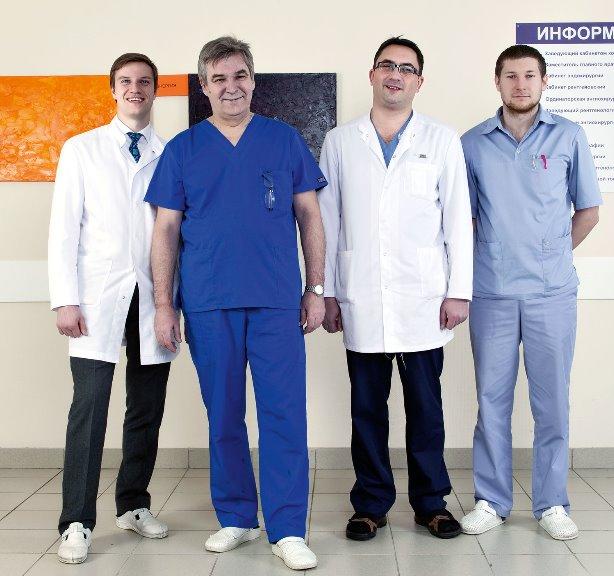 Попов владимир евгеньевич нейрохирург