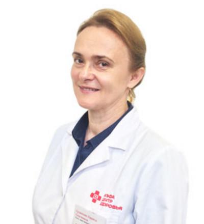 Альмяшева лариса ивановна врач невролог